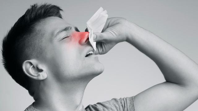 Cara mengobati polip hidung