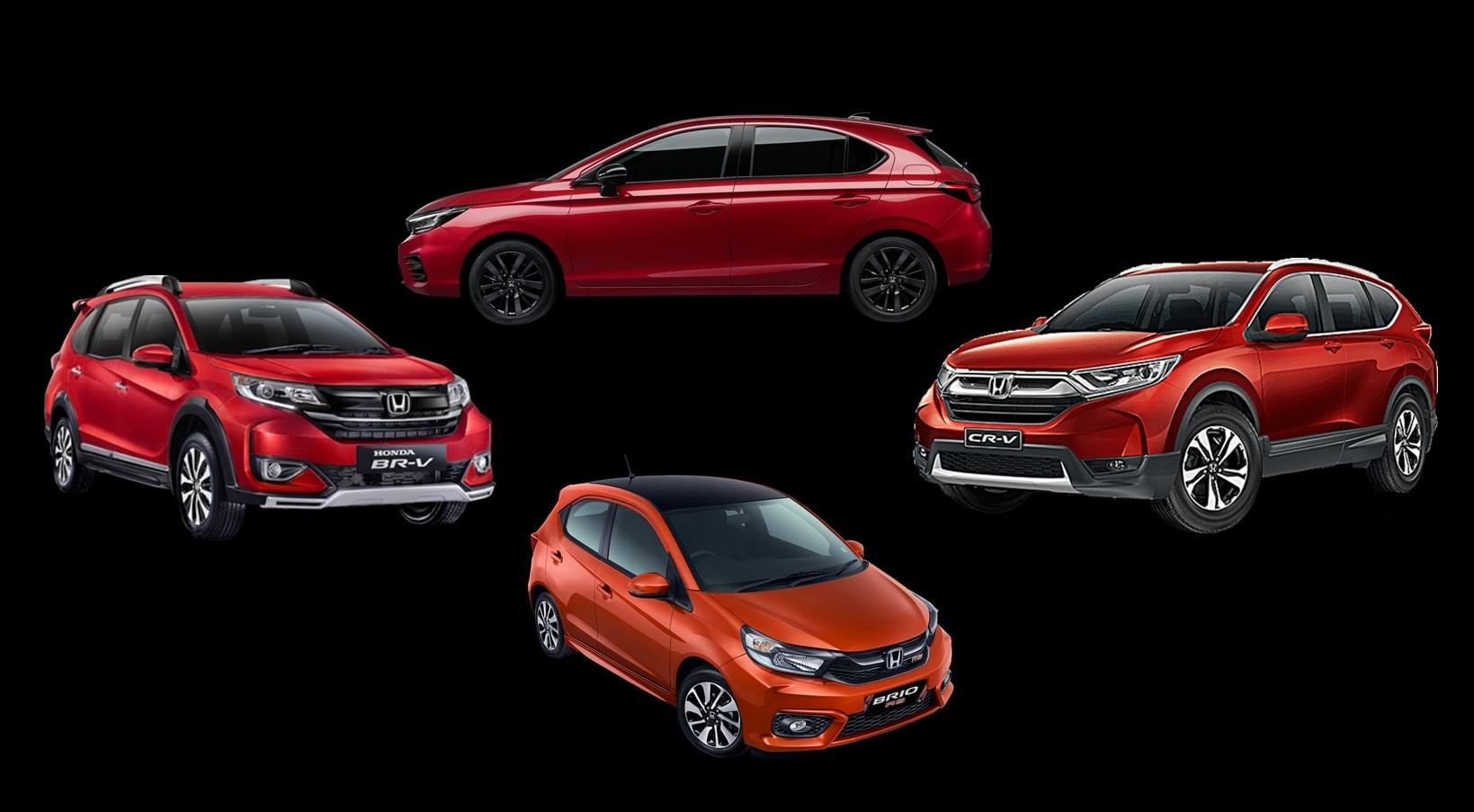 Berikut Daftar Harga dan Paket Kredit Terbaru Mobil Honda Riau Pekanbaru Terbaru April 2021