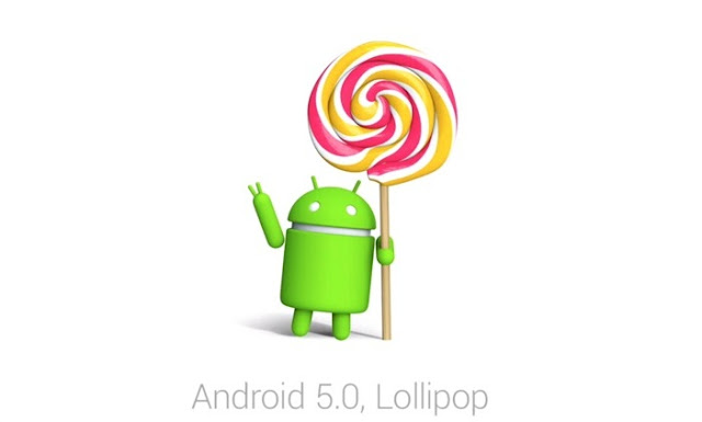 Android Lollipop (Android Versi 5.0)