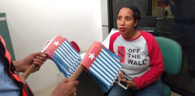 Kader Perindo Pembawa Bendera Bintang Kejora Masih Jalani Pemeriksaan