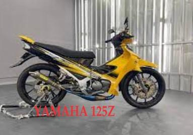 Tembus 100 juta,Intip Spesifikasi Yamaha 125z Malaysia