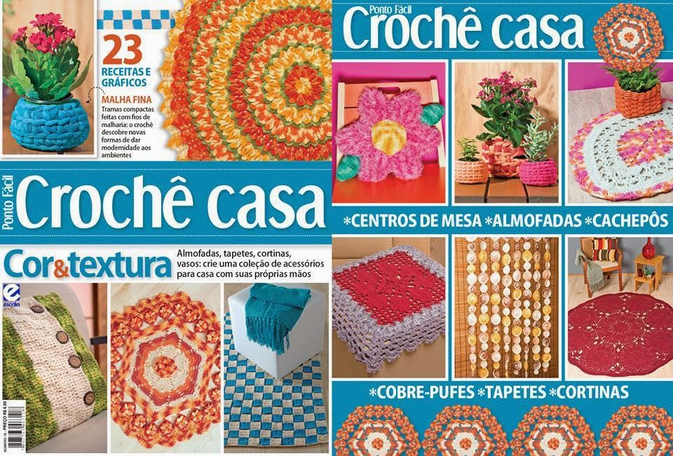 REVISTA CROCHÊ CASA N.19