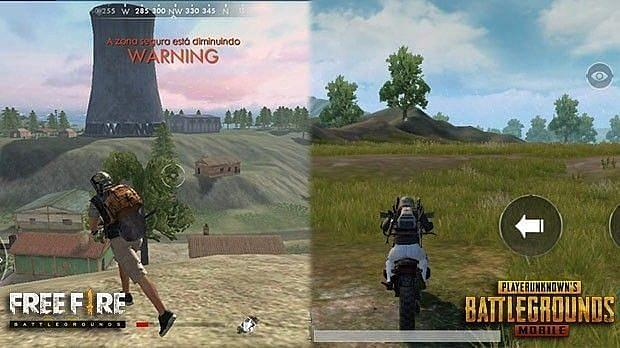 Free Fire vs PUBG Mobile: Hangi oyunun daha iyi grafikleri var?