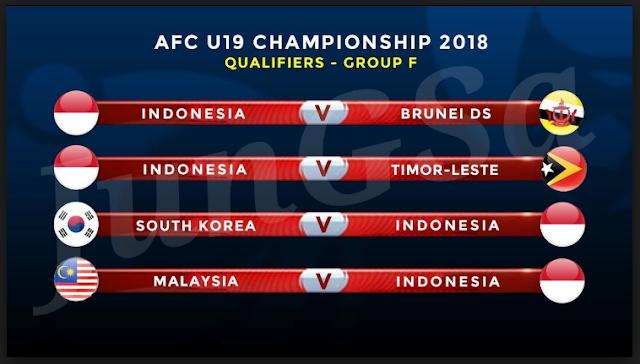 ndonesia U19 Vs Malaysia U19 img