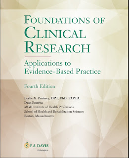 Foundations of Clinical Research Applications to Evidence-Based Practice 4th Edition