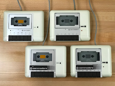 Taiwanese and Japanese 1530 tape drives (Early and Late versions)