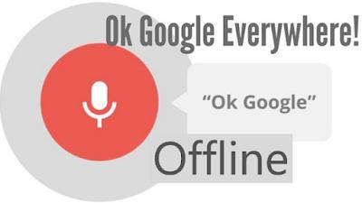 Cara Menggunakan OK GOOGLE Offline Tanpa Koneksi Internet