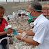 Warga Tak Mampu di Semarang Terima Bantuan Masker dari PTPN IX