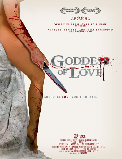 Ver Goddess of Love (2015) Online