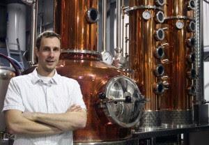 Master Distiller Tyler Schramm