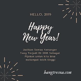 kata kata ucapan selamat tahun baru