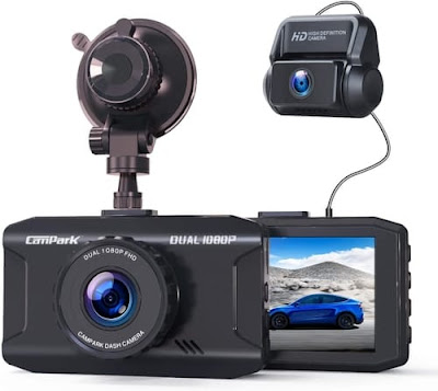 Campark Dash Cam Camera Review