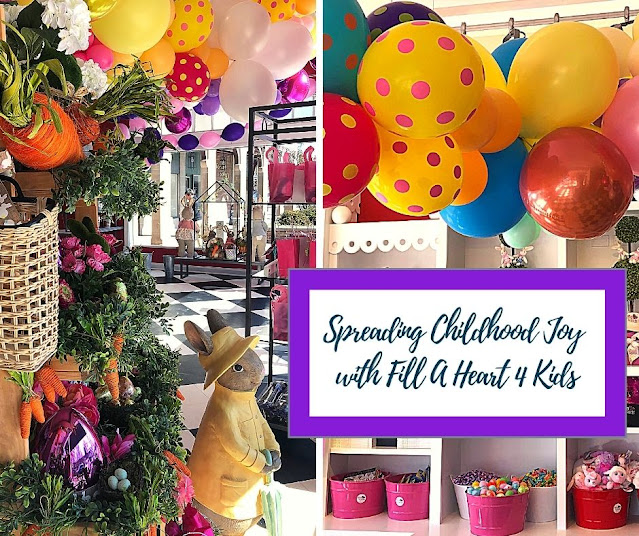 Spreading Childhood Joy and Experiences to Homeless and Foster Children with Fill A Heart 4 Kids