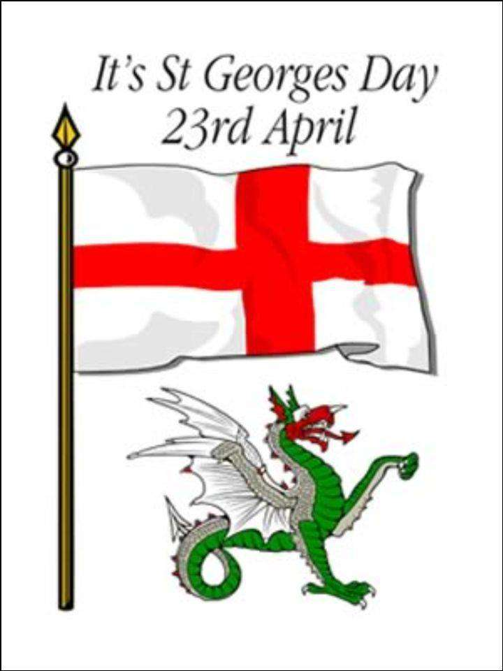 St. George's Day Wishes Pics