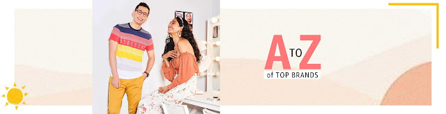 Amazon Fashion A to Z of TOP brands on Amazon||