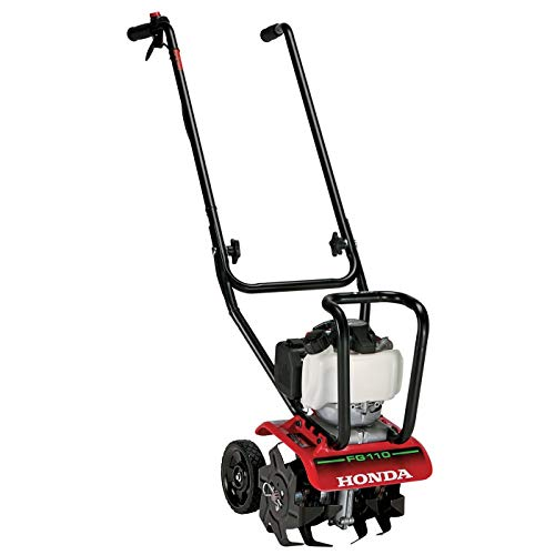 Honda 9 in. 25 cc Gas Mini Tiller-Cultivator