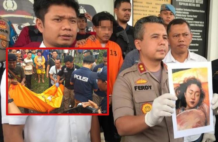 Pria di Tangerang Nekat Bunuh Tunangan dan dibuang ke Semak-Semak Karena Cemburu Sering dibanding-bandingkan Dengan Mantan