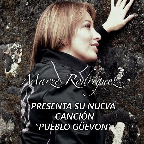 Marze-Rodriguez-canción-Pueblo-Güevon