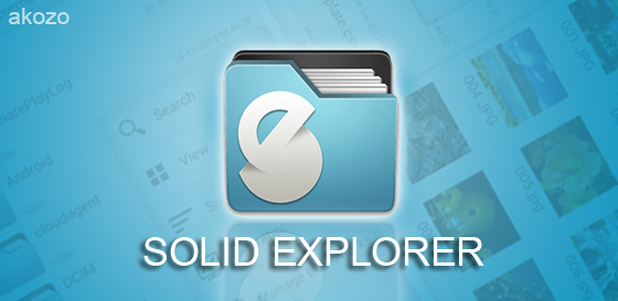 Download Solid Explorer Pro v2.2.3 Apk Full + OTG Plugin