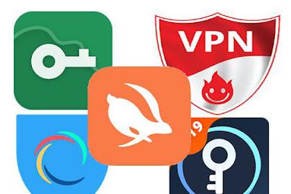 5 Aplikasi VPN Android Terbaik dan Tidak Lemot