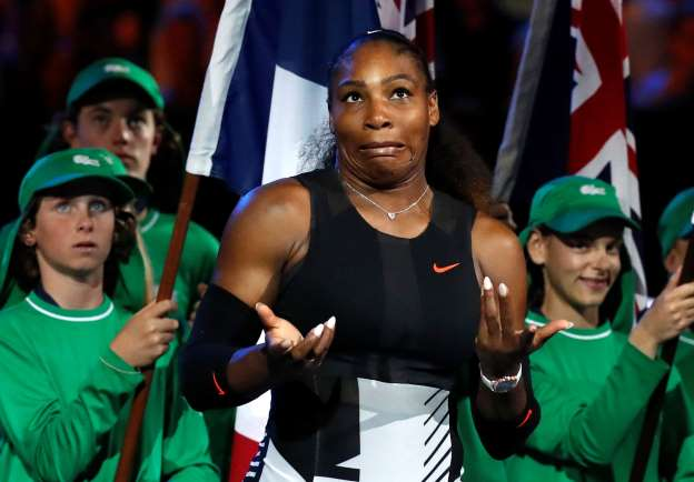 Nastase issues apology for remarks about Serena Williams