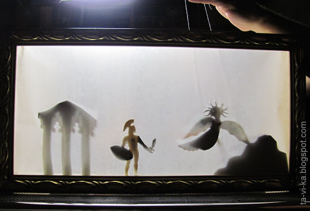 Театр теней своими руками
