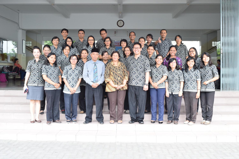 Akreditasi SMP Kristen Kalam Kudus Surakarta 2016