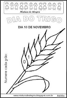 trigo numerais