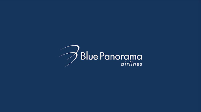 Logo Blue Panorama