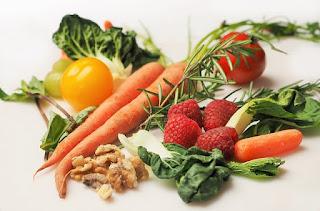 Konsumsi makanan yang bergizi baik dan seimbang sesuai kebutuhan tubuh
