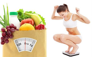 Chế độ ăn uống hợp lý giúp giảm cân an toàn