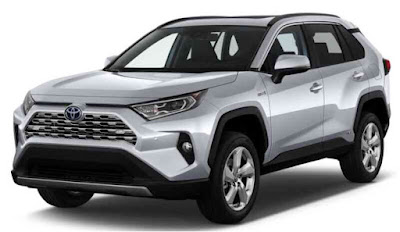 Best Compact SUV 2021 Toyota RAV4 Hybrid Power and Distinction