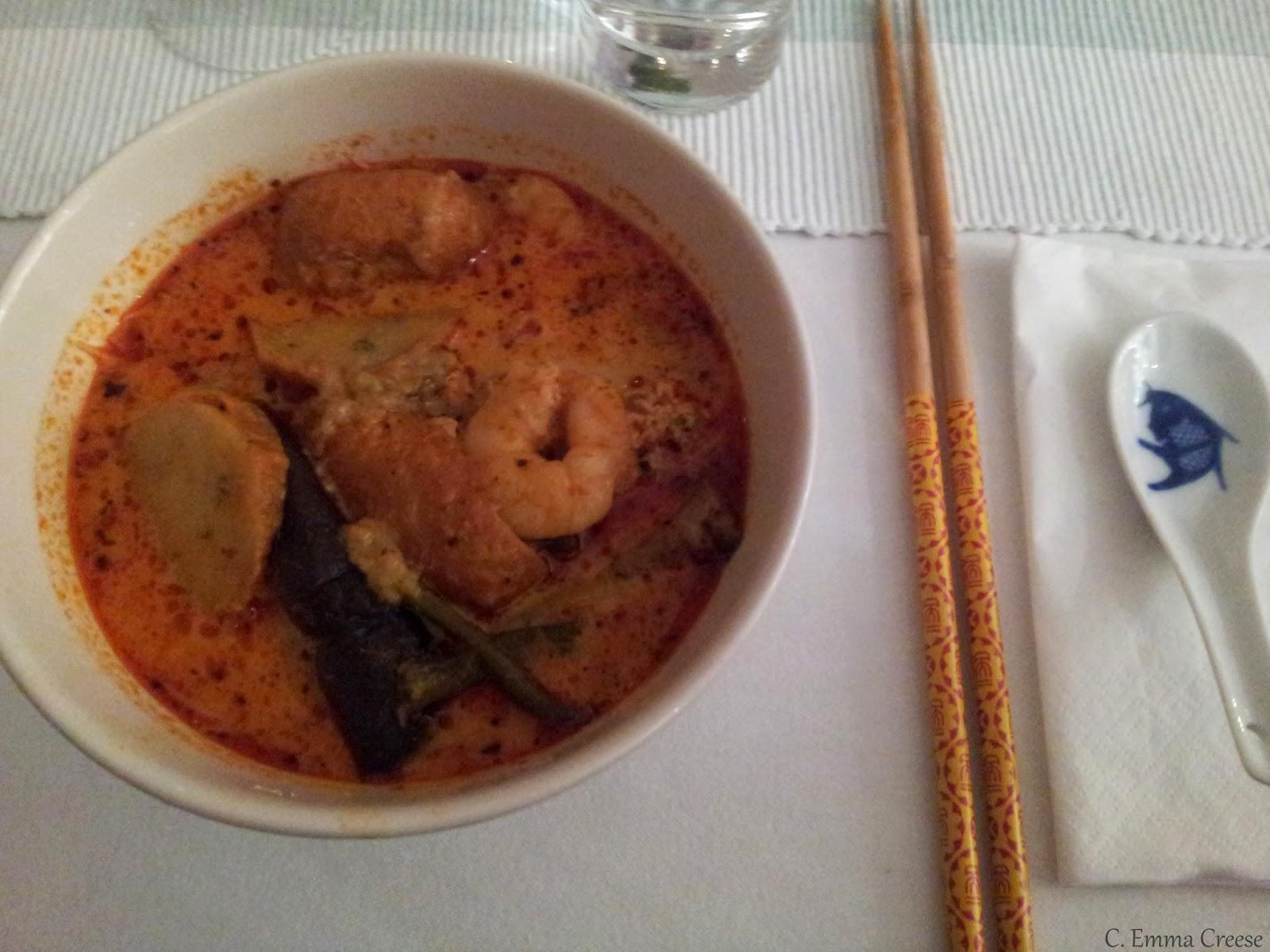 A Malaysian Street Feast Supperclub – Foodie-in-training