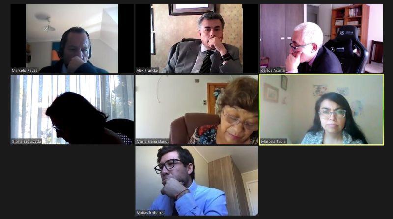 Comisión de Libertad Condicional acoge solicitudes de 55 internos de Valdivia y Osorno