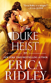 Book Review: The Duke Heist (The Wild Wynchesters #1) by Erica Ridley