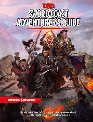 Sword Coast Adventurer's Guide cover