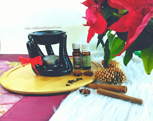 olejek różany, olejek pichtowy, olejek goździkowy, olejek eukaliptusowy