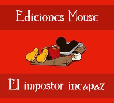 Ediciones Mouse, fraude, engaño, correo, plagio, literatura