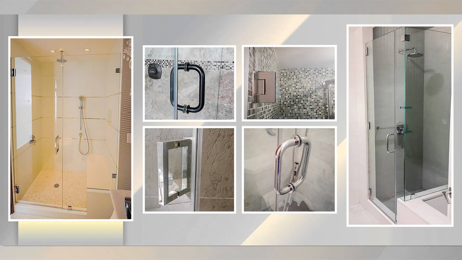 Swing Shower Door