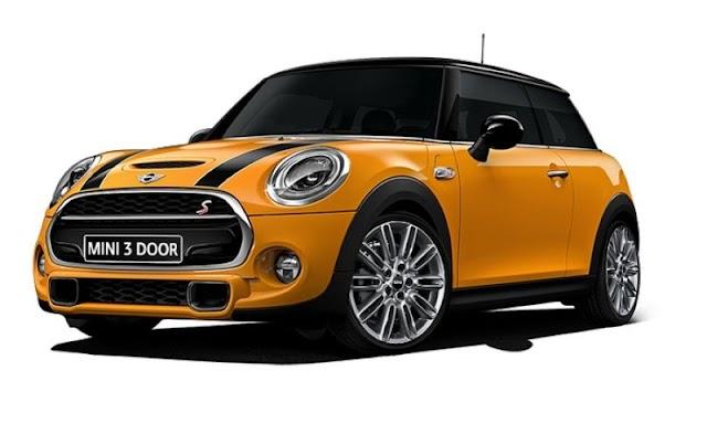 Spesifikasi dan Harga Mini Cooper S 3 Door 2020