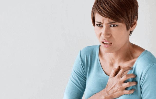 اعراض الانسداد الرئوي