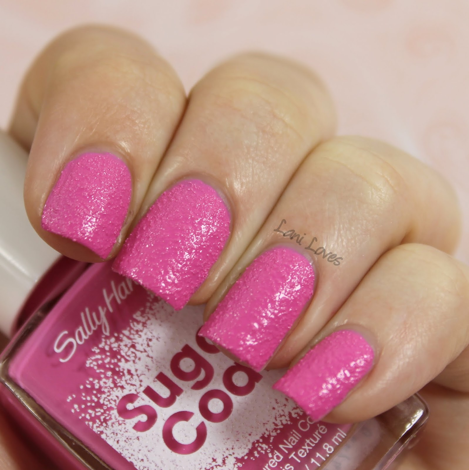 Sally Hansen Sugar Coat Cotton Candies Swatch