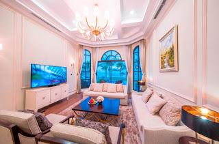 Villa 3 phòng ngủ hướng biển