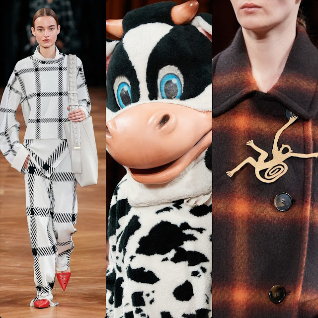 Stella McCartney Fall-Winter 2020-2021 Paris by RUNWAY MAGAZINE