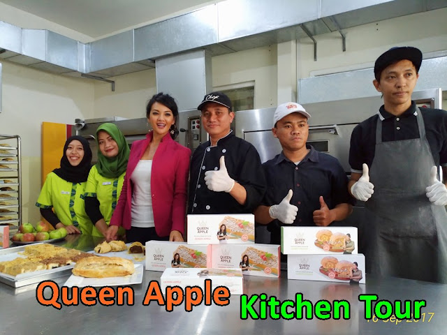 Queen Apple Kitchen Tour