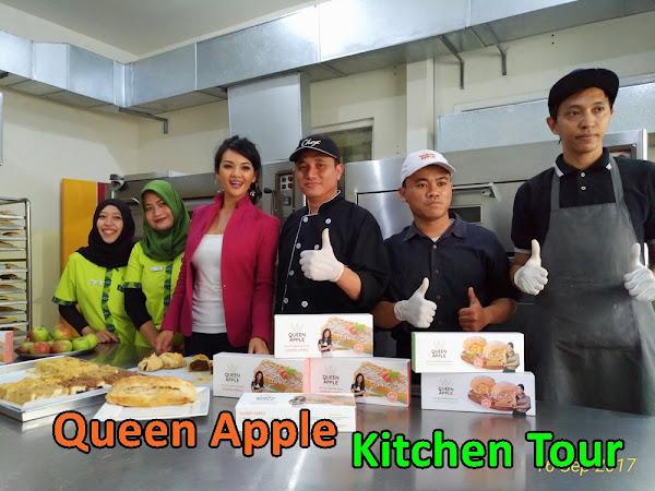 Bongkar Rahasia Resep Farah Quinn di Queen Apple Kitchen Tour