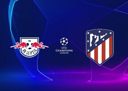 RB Leipzig vs Atletico Madrid Full Match & Highlights 13 August 2020