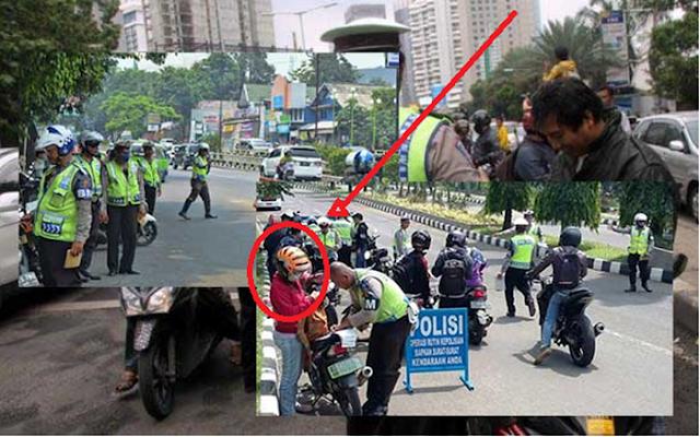 Wow… Amalan Dan Doa Ini Agar Terhindar Dari Razia Polisi Lalu Lintas, Jangan Disalah Gunakan...