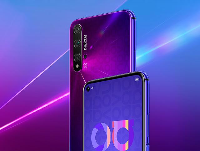 لماذا يأتي هاتف Huawei Nova 5T مزودًا بتطبيقات غوغل و  لا يأتي بها  Huawei Mate 30 ؟