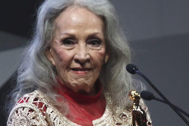 Murió de cáncer la actriz Isela Vega, a los 81 años de edad